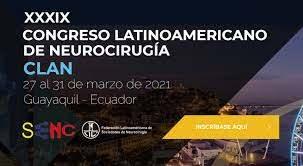 XXXIX CONGRESO LATINOAMERICANO DE NEUROCIRUGÍA   Sociedad Española de  Neurocirugia